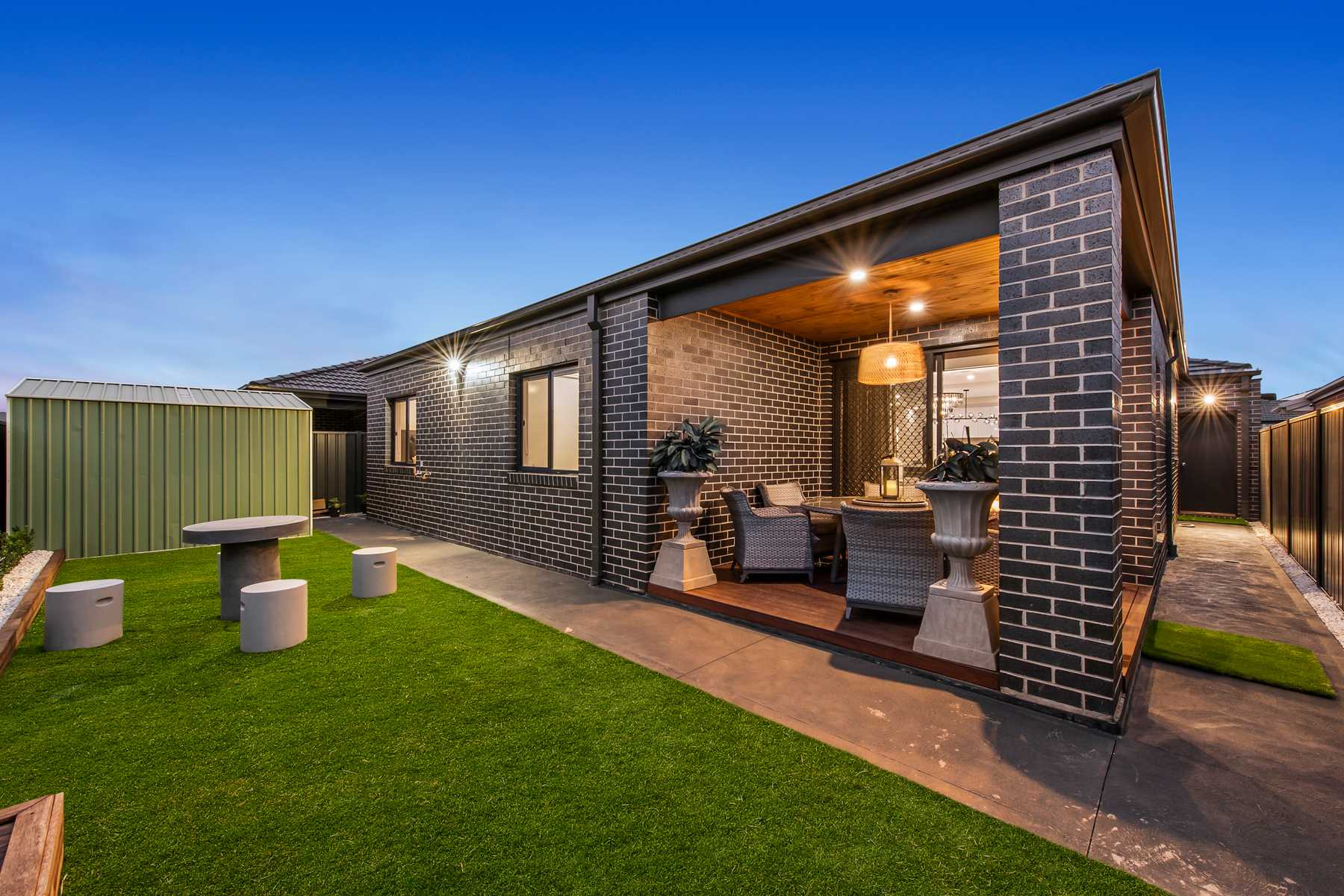 Landscaping Ideas For Your Newly Built Home Grandeur Homes